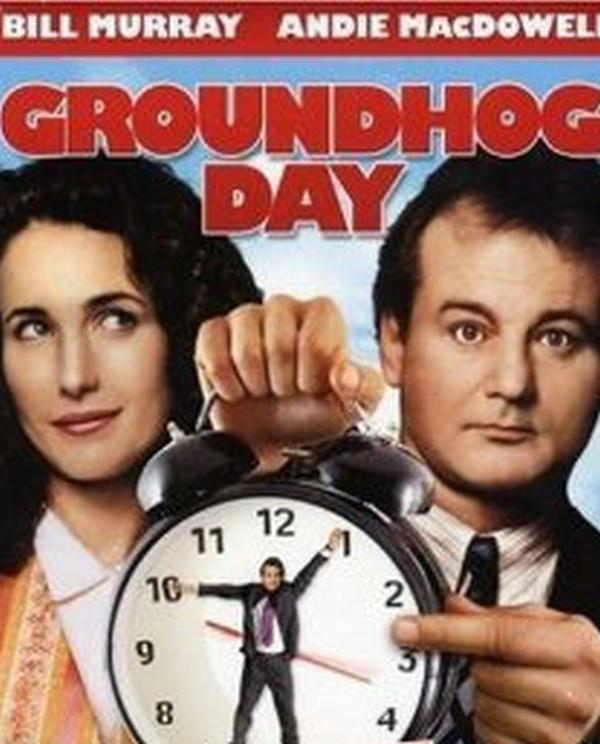 Groundhog Day (1993, Comedy)