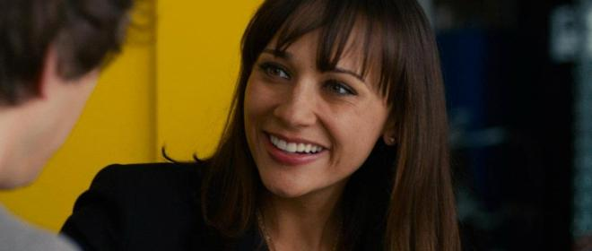 Rashida Jones shines as Celeste.