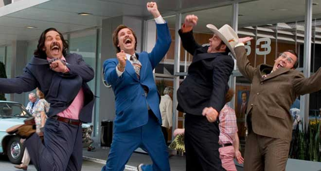 """Anchorman 2: The Legend Continues"" (Photo courtesy of Paramount Pictures)"