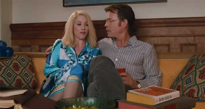 "Christina Applegate and Greg Kinnear in ""Anchorman 2: The Legend Continues"" (Photo courtesy of Paramount Pictures)"