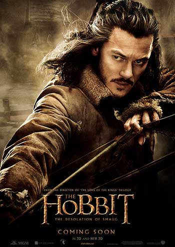 Luke Evans as Bard (Photo courtesy of Warner Bros.)