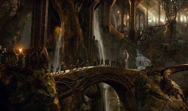 'The Hobbit: The Desolation of Smaug' opens in Philippine cinemas Dec. 11, 2013. (Photo courtesy of Warner Bros.)