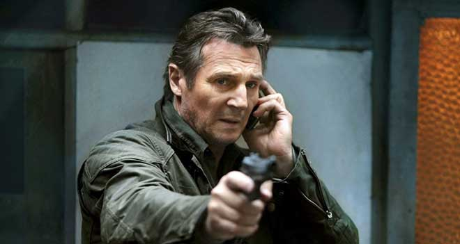 "Liam Neeson in ""Taken 2"" (Photo courtesy of 20th Century Fox)"