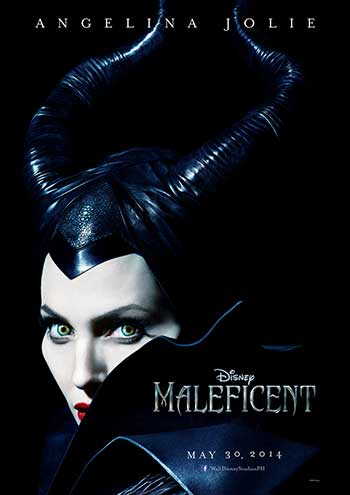 "Angelina Jolie as ""Maleficent"" (Photo courtesy of Walt Disney Studios Motion Pictures)"