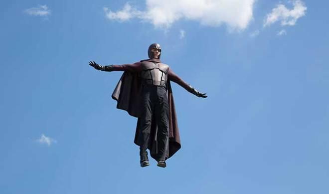 Magneto soars!