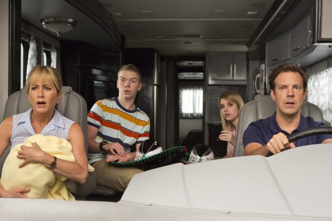We're The Millers, starring