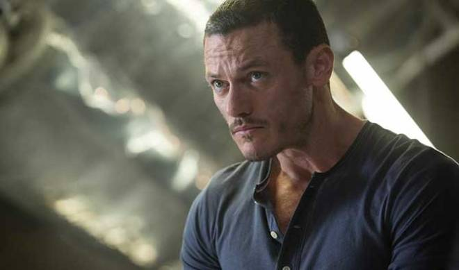 "There are no movie stills and official trailer yet. This is ""Dracula Untold"" star Luke Evans in last year's ""Fast and Furious 6."" (Photo courtesy of Universal Pictures)"