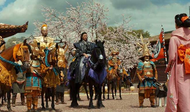 """47 Ronin"" opens in Philippine cinemas Jan. 8, 2014. (Photo courtesy of Universal Pictures)"