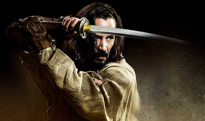 """Keanu Reeves in """"47 Ronin"""" (Photo courtesy of Universal Pictures)"""