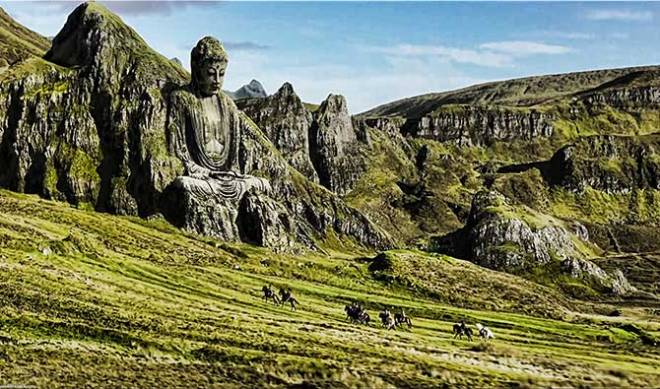 "Scotland's Isle of Skye doubles as 17th century Japan in ""47 Ronin."" (Photo courtesy of Universal Pictures)"