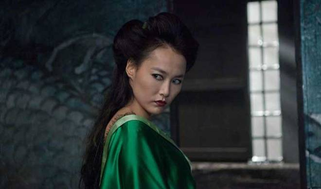 "Rinko Kikuchi in ""47 Ronin"" (Photo courtesy of Universal Pictures)"