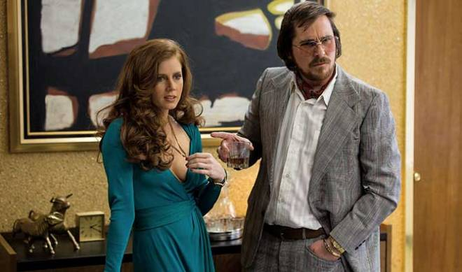 """American Hustle"" got 10 Oscar nominations. (Photo courtesy of Columbia Pictures)"