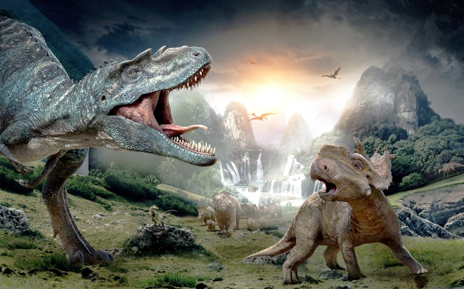 Walking with Dinosaurs 3D. Directed by Neil Nightingale and Barry Cook.