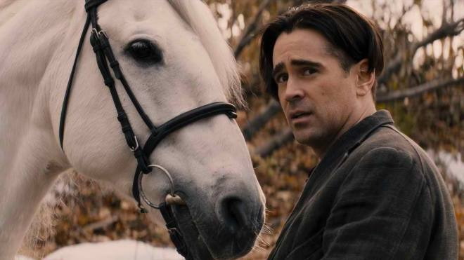 "Colin Farrell in ""Winter's Tale"" (Photo courtesy of Warner Bros.)"