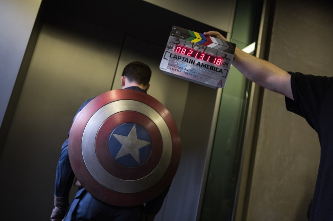 """""""Captain America: The Winter Soldier"""" (Photo courtesy of Marvel/Walt Disney Studios Motion Pictures)"""
