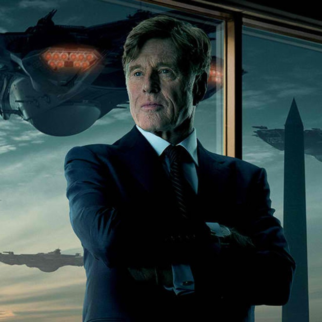 """Robert Redford as Alexander Pierce in """"Captain America: The Winter Soldier"""" (Photo courtesy of Marvel/Walt Disney Studios Motion Pictures)"""