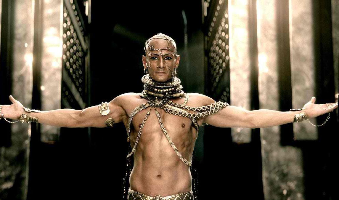 300 - Xerxes Meets Ephialtes Scene - I Want It