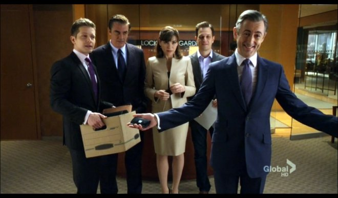 The stellar cast of The Good Wife