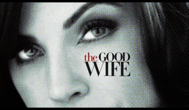 The courtroom drama series The Good Wife