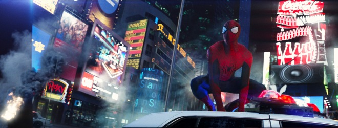 """""""The Amazing Spider-Man 2"""" seems to be better than its predecessor. We'll see if it really is on April 30! (Photo courtesy of Columbia Pictures)"""