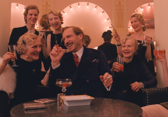 "Ralph Fiennes in ""The Grand Budapest Hotel"" (Photo courtesy of Fox Searchlight Pictures)"