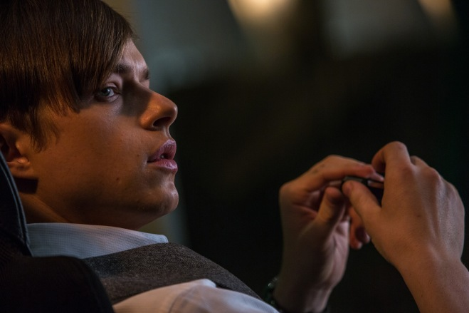 Dane DeHaan was not the first choice, but he quickly won the creative team over. (Photo courtesy of Columbia Pictures)