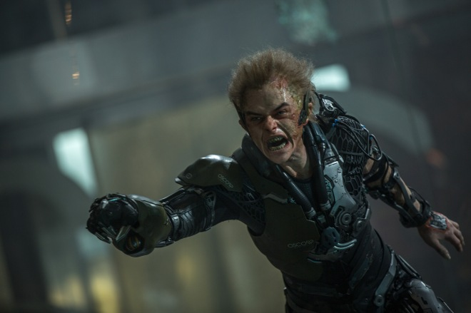 "Dane DeHaan suited up as the Green Goblin in ""The Amazing Spider-Man 2"" (Photo courtesy of Columbia Pictures)"