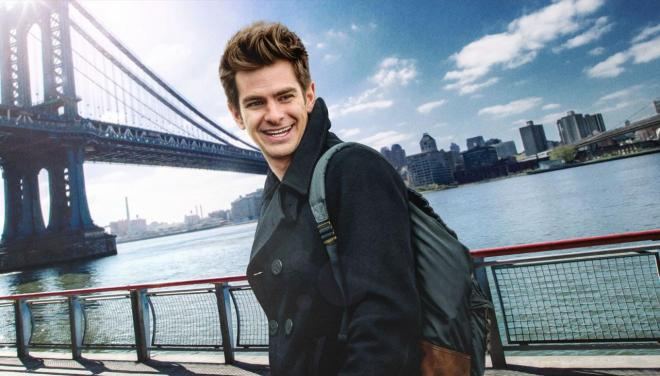 "Andrew Garfield as Peter Parker/Spider-Man in the ""The Amazing Spider-Man 2,"" in Philippine cinemas April 30. (Photo courtesy of Columbia Pictures)"