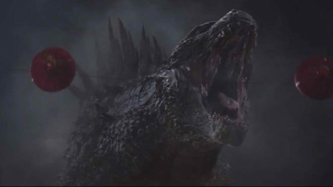 """Godzilla"" in 2014 (Photo courtesy of Warner Bros.)"
