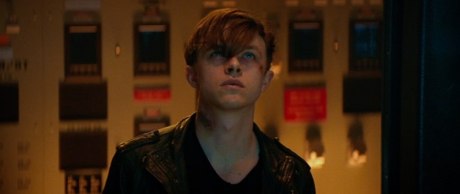 Dane DeHaan as Harry Osborn on The Amazing Spider-Man 2