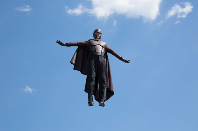 "Michael Fassbender as Magneto in ""X-Men: Days of Future Past"" (Photo courtesy of 20th Century Fox)"