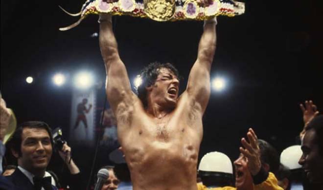 """Rocky II"" (Photo courtesy of United Artists)"