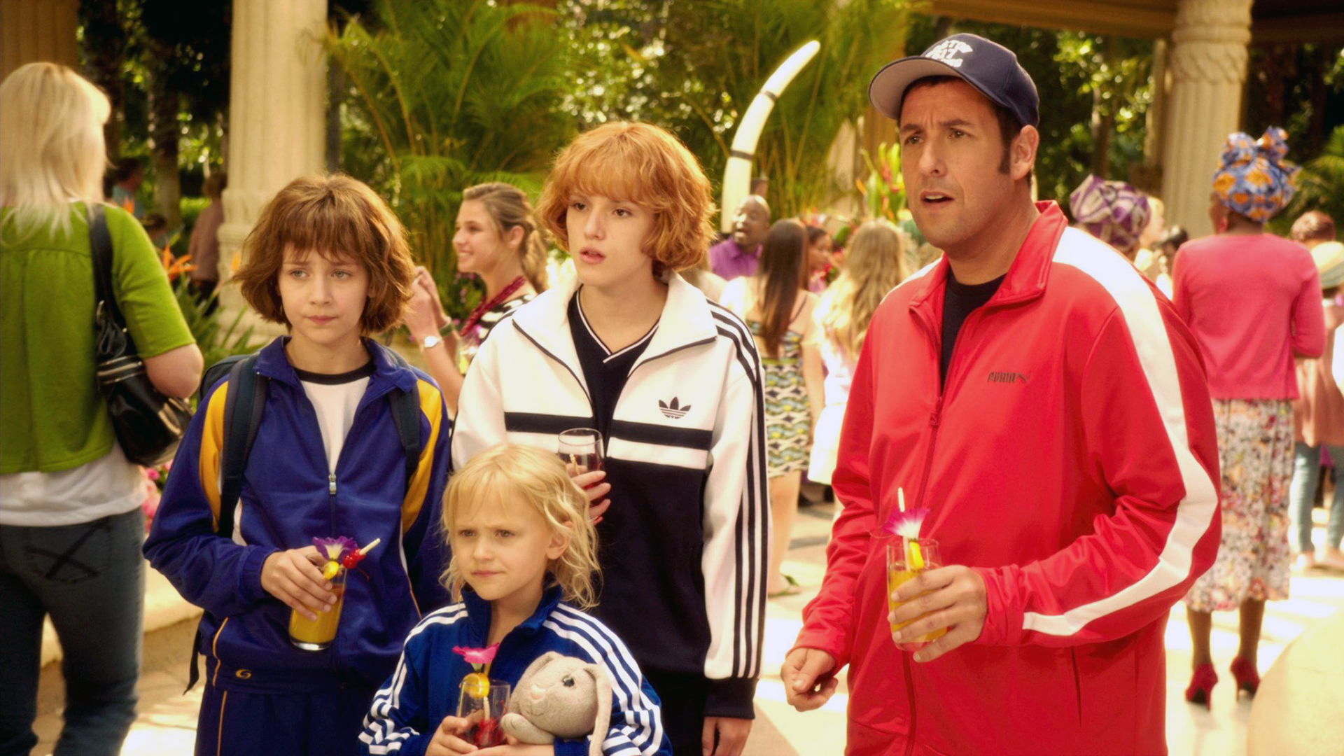 'Blended': It's actually not that bad – The Movie Clubbers