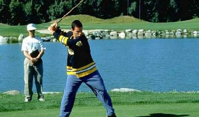 """Happy Gilmore"" (Photo courtesy of Universal Pictures)"