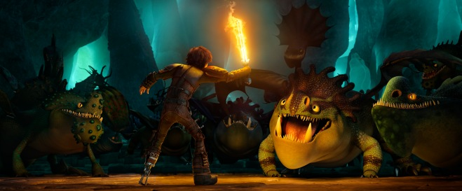"""How to Train Your Dragon 2"" (Photo courtesy of DreamWorks Animation)"