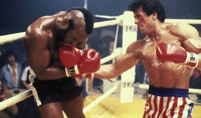 """""""Rocky III"""" (Photo courtesy of MGM/UA/UIP)"""
