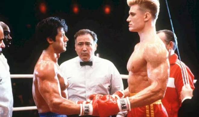 """Rocky IV"" (Photo courtesy of MGM/UA)"