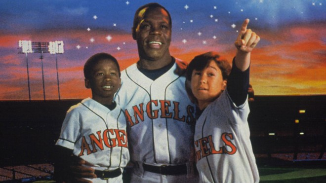 Angels in the Outfield (Courtesy of