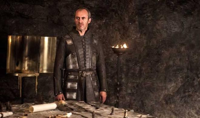 But we both want Stannis (Stephen Dillane)  to win it all!