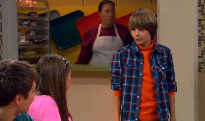 Corey Fogelmanis as Farkle. Riley is basically Corey 2014 and Maya is a female Shawn. Guess who the inspiration for nerdy Farkle is!