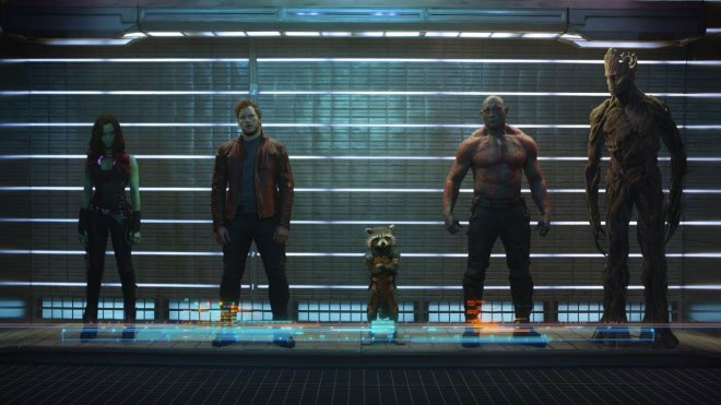 """""""Guardians of the Galaxy"""" is now showing in Philippine cinemas. (Photo courtesy of Marvel/Disney)"""