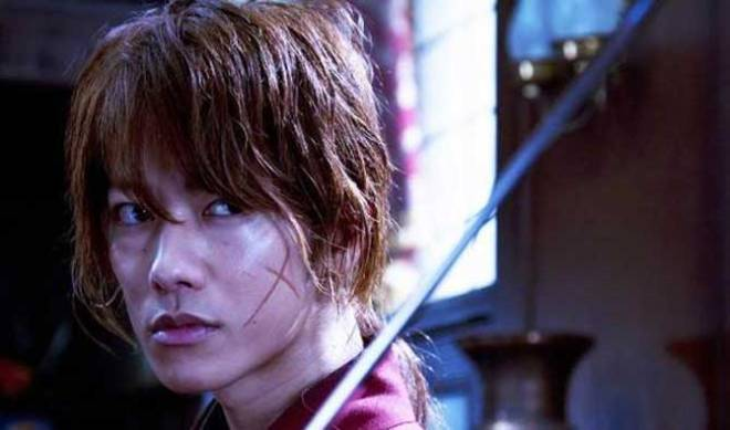Takeru Sato as Rurouni Kenshin (Photo courtesy of Warner Bros.)