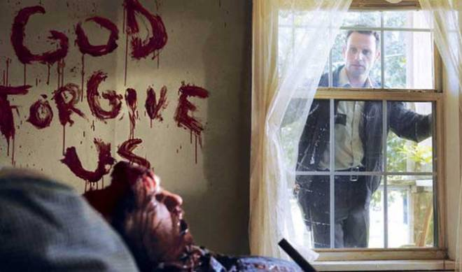 """Grossed out or not, I can't get enough of """"The Walking Dead."""""""