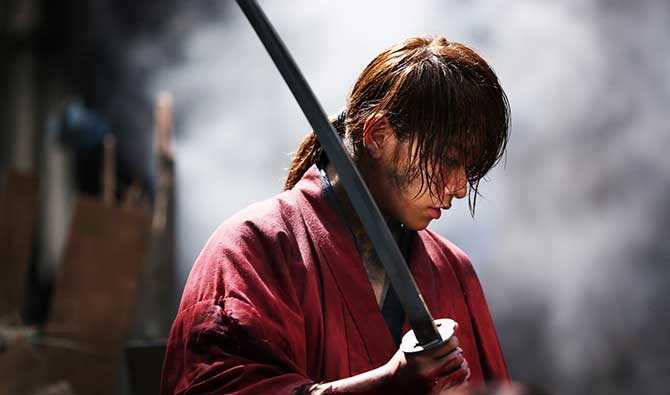 Rurouni Kenshin: The Legend Ends – The Movie Clubbers