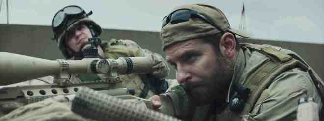 "Bradley Cooper as Chris Kyle in ""American Sniper."" (Photo courtesy of Warner Bros.)"