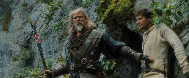 "Jeff Bridges and Ben Barnes in ""Seventh Son"" (Photo courtesy of Universal Pictures)"